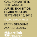 FINAL Juried Exhibition homepage